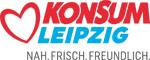 Konsum Leipzig Nah. Frisch. Freundlich. | Logo der Konsum Leipzig eG