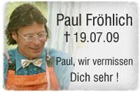 RIP Paul Fröhlich